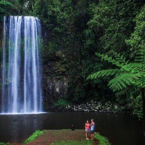 Waterfalls Port Douglas