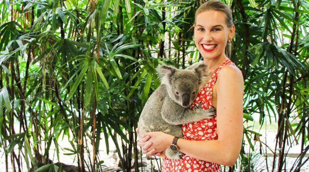 Cuddle a Koala and have your photo taken